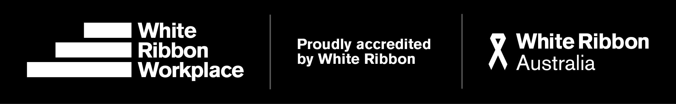 White Ribbon Accredited Workplace